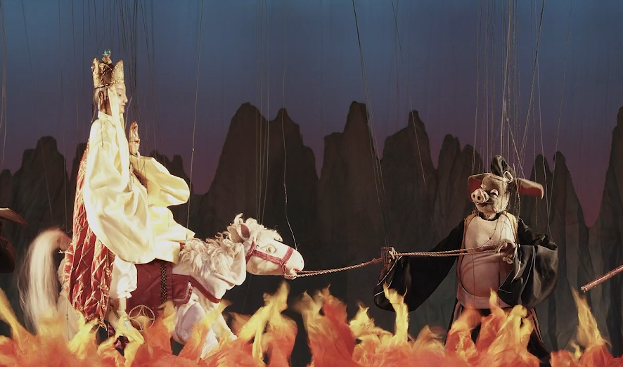 安全生产公益广告《逃离火焰山》