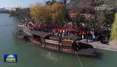 从上海到嘉兴 重访启航路奋进新征程