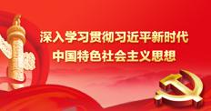 深入学习贯彻习近平新时代中国特色社会主意思想
