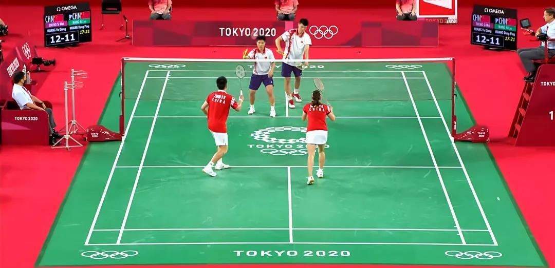 第18金!泉州运动员黄东萍与其搭档王懿律获羽毛球混双金牌