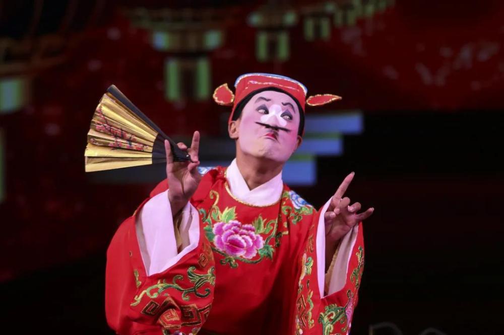 文旅人才成果展示|晋江市高甲柯派表演艺术中心庄伟国《我演公子丑》