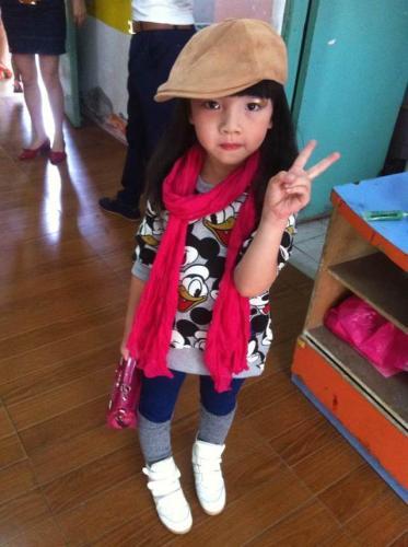 137  姓名:陈紫萱  幼儿园:锦朵朵教育机构