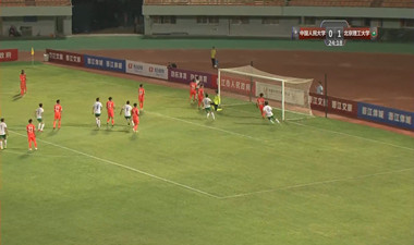 [Game highlights] AUSF Football Cup China qualification opener BIT4:2RUC